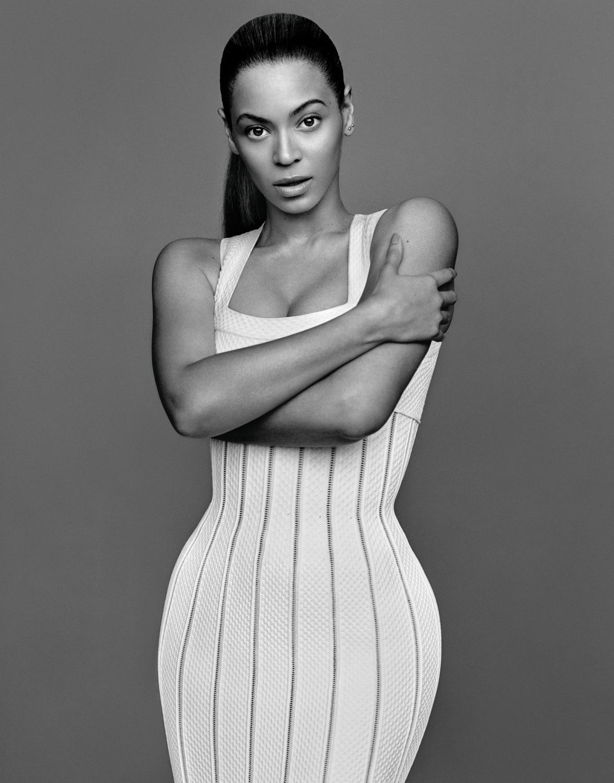 photographie de Beyoncé Knowles par Alasdair McLellan, publiée dans The Gentlewoman