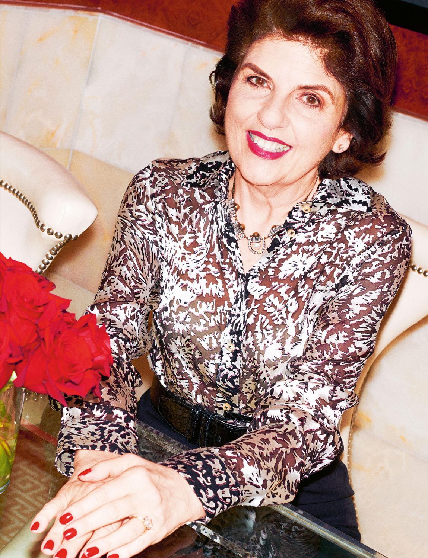 The Gentlewoman – Susan Miller