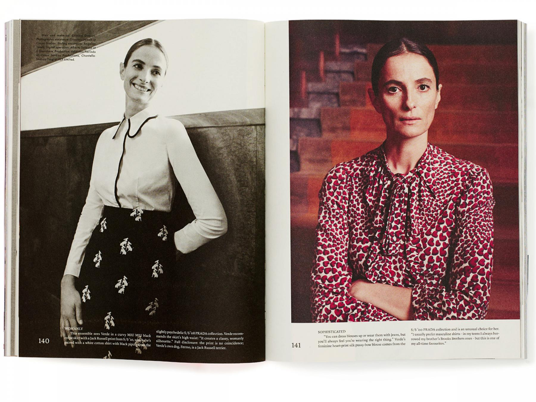 61fbab7c The Gentlewoman – n° 9