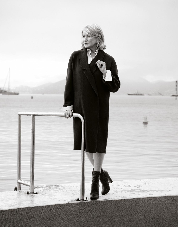 cd83766e7db The Gentlewoman – Martha Stewart