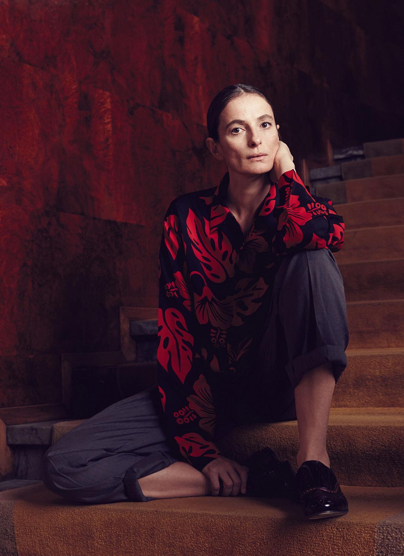 The Gentlewoman Verde Visconti