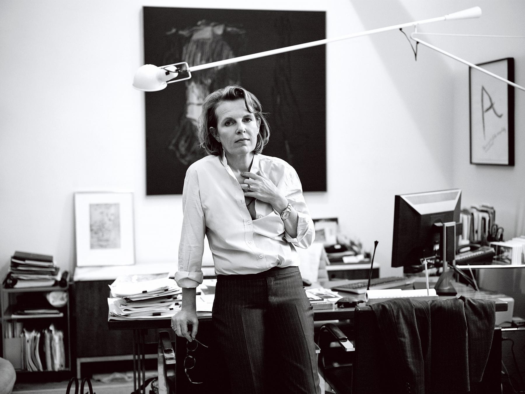 The Gentlewoman – Annabelle Selldorf